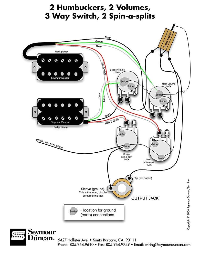gibson pickup wiring diagram 3 within gibson pickup wiring diagram
