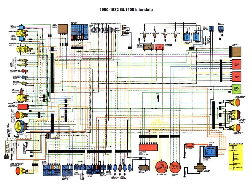 gl1100i wiring diagram wiring diagram technic
