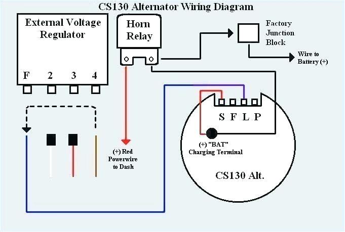 4 wire alternator wiring diagram wiring diagrams terms