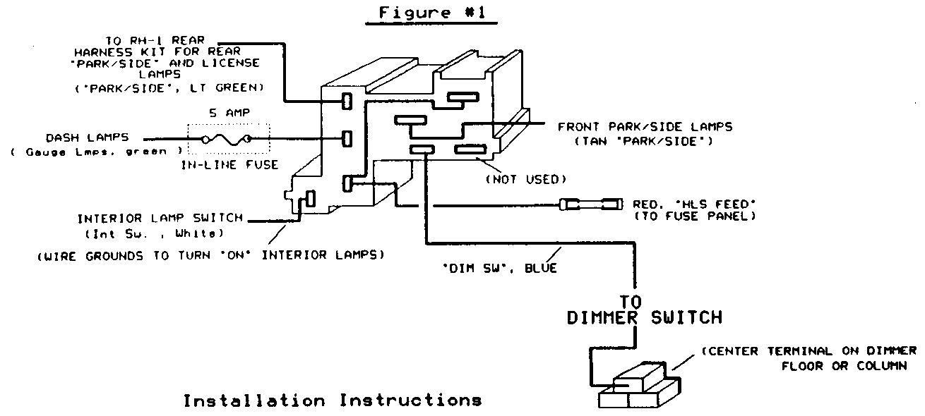 Gm Column Ignition Switch Wiring Diagram Gm 7 Wire Diagram Switch Wiring Diagram Name