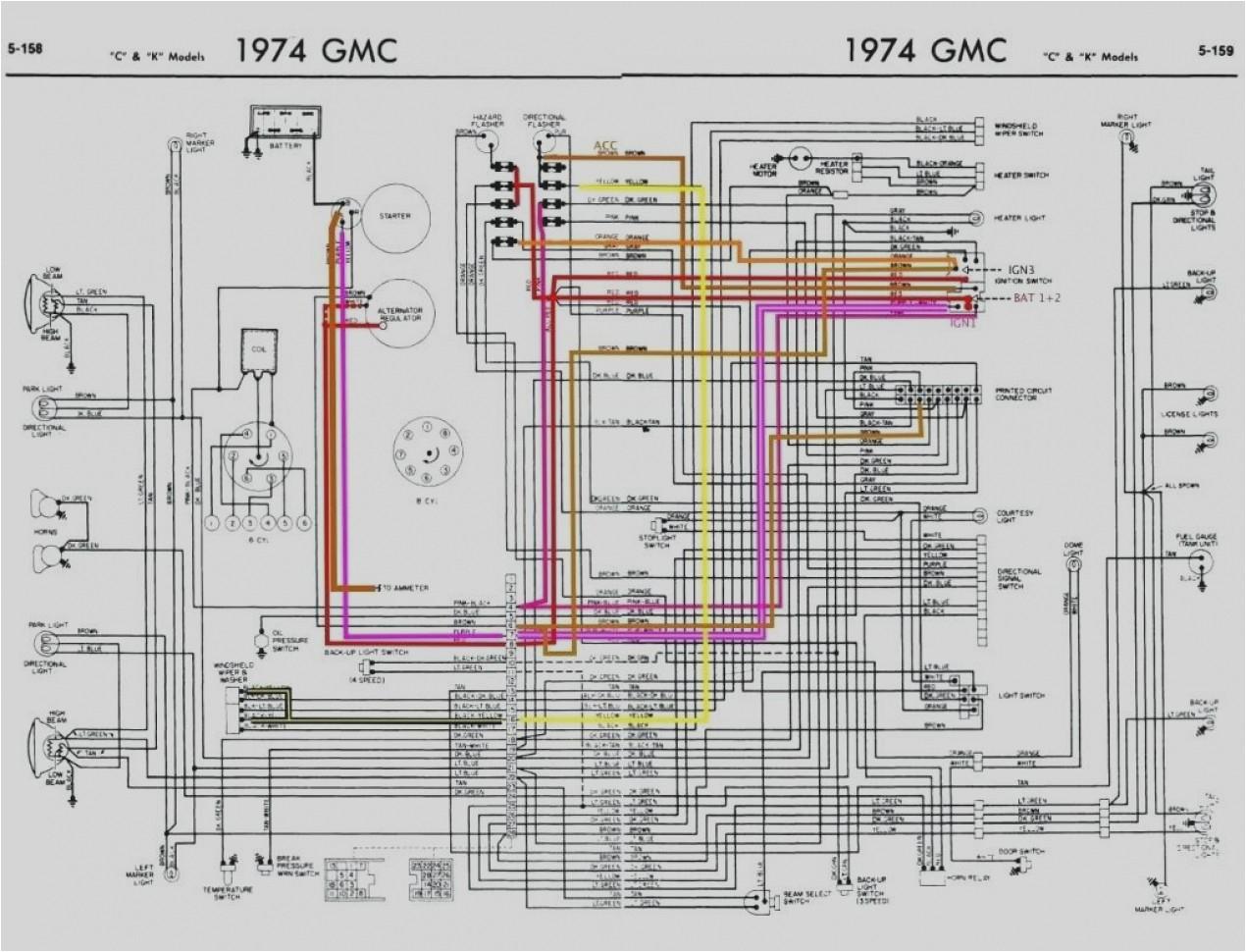 gmc truck wiring schema diagram database 73 gmc truck wiring diagram
