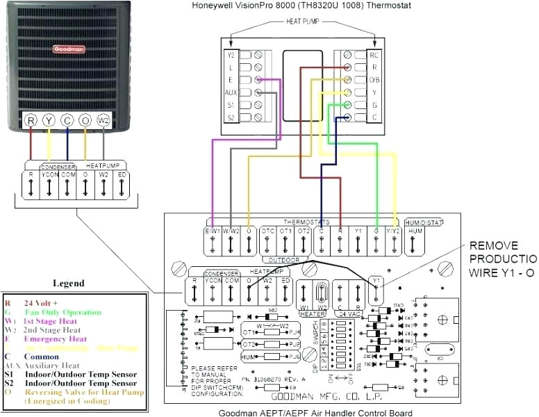 goodman ac wiring diagram manual e book