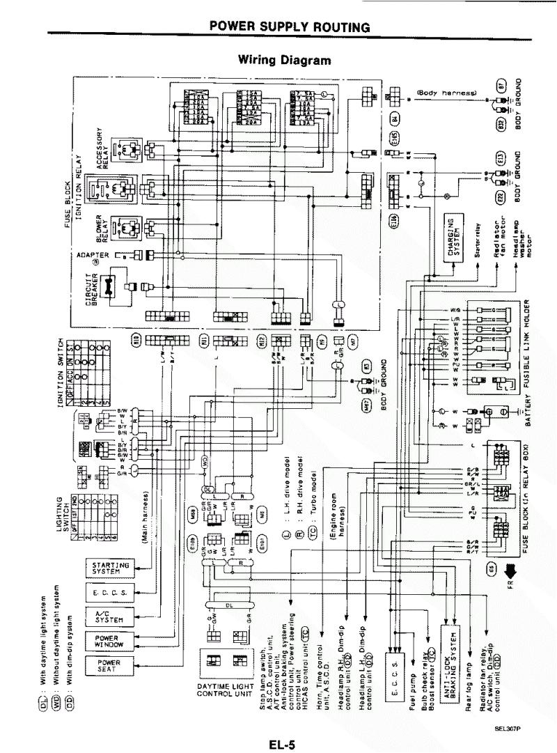 1989 nissan wiring diagram wiring diagram name 1989 nissan skyline r32 gts sedan wiring diagram 1989