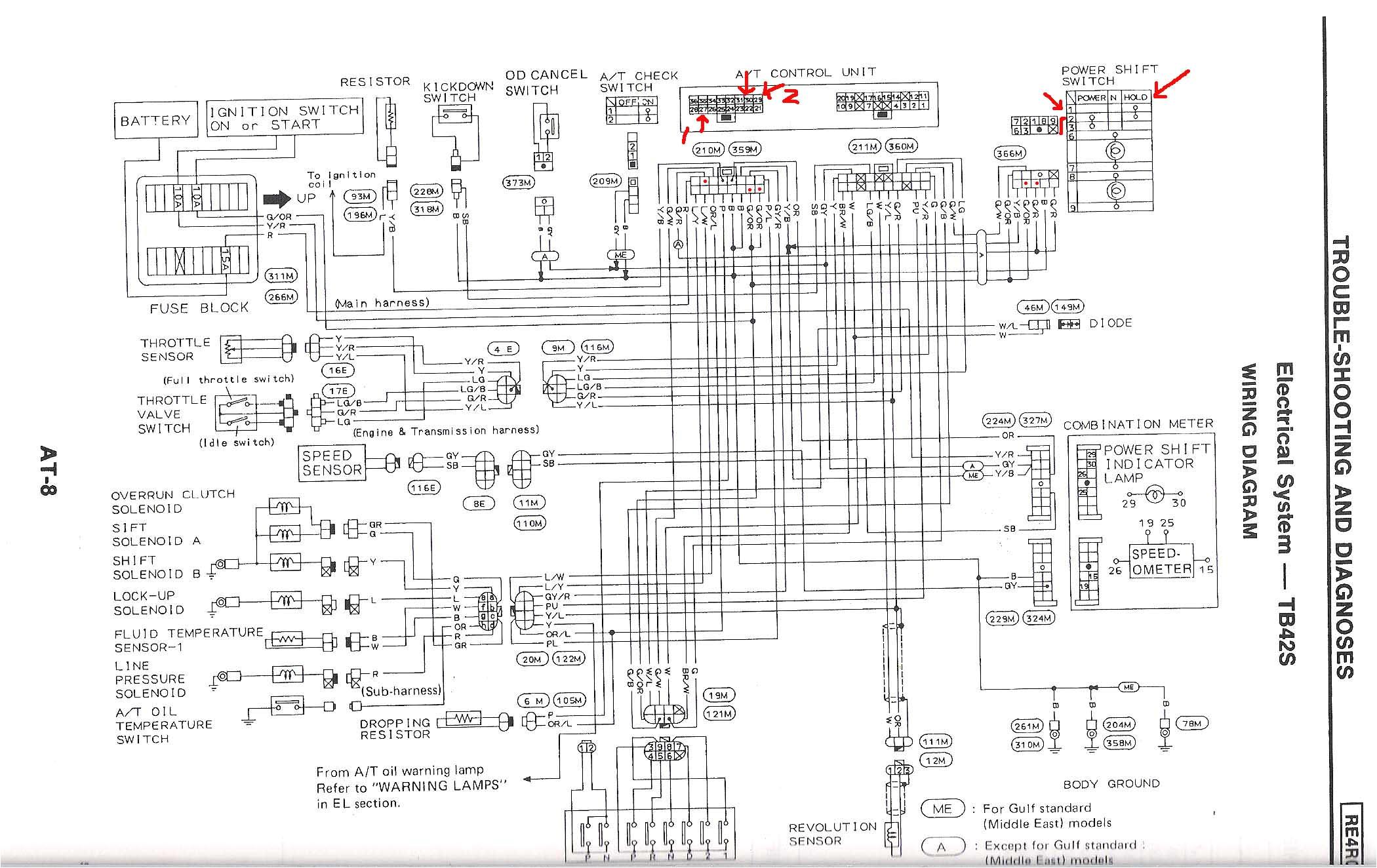nissan patrol wiring diagram gq wiring diagram show nissan patrol gr y60 wiring diagram nissan patrol