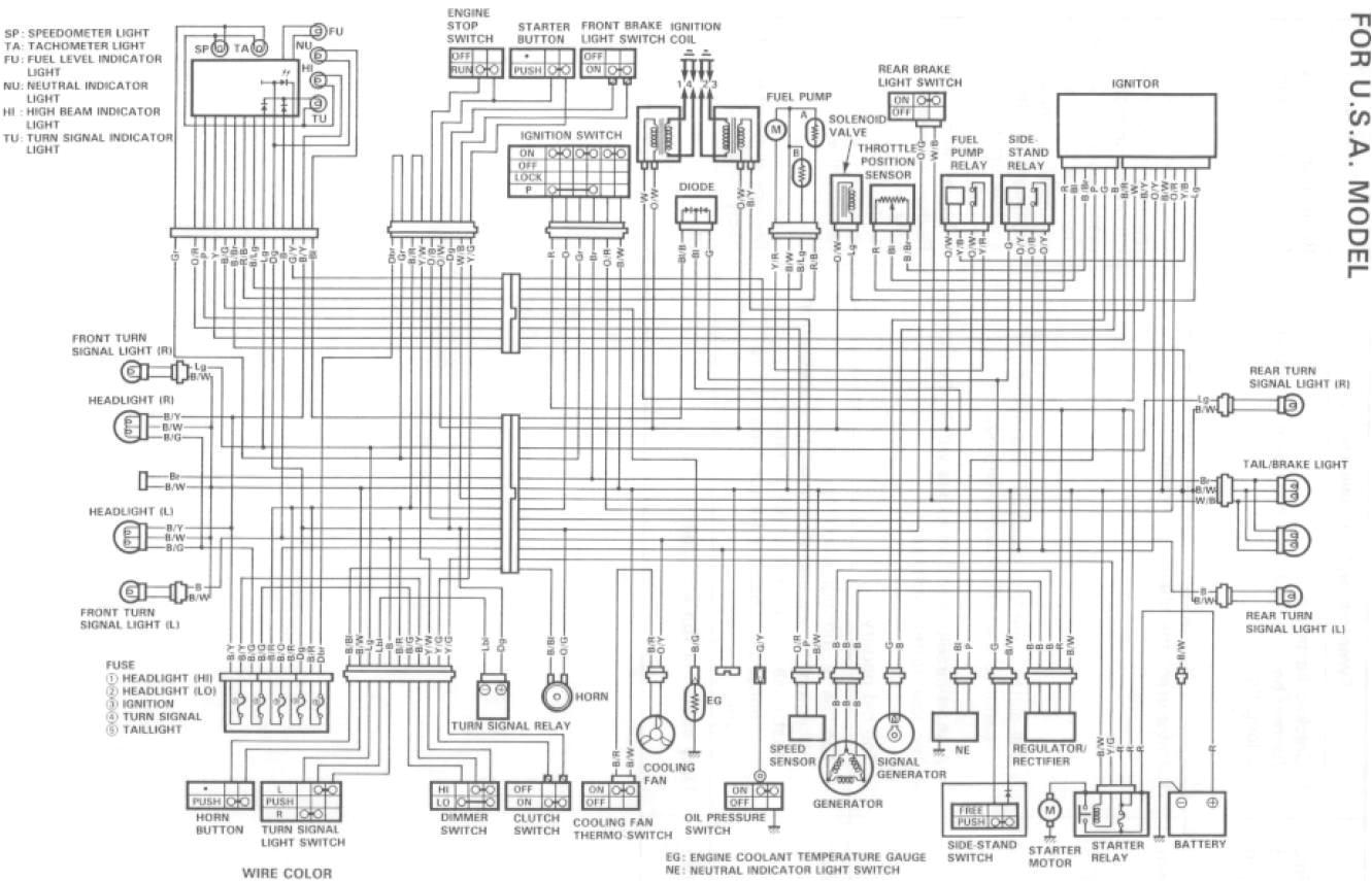 2003 Suzuki Gsxr 600 Wiring Diagram