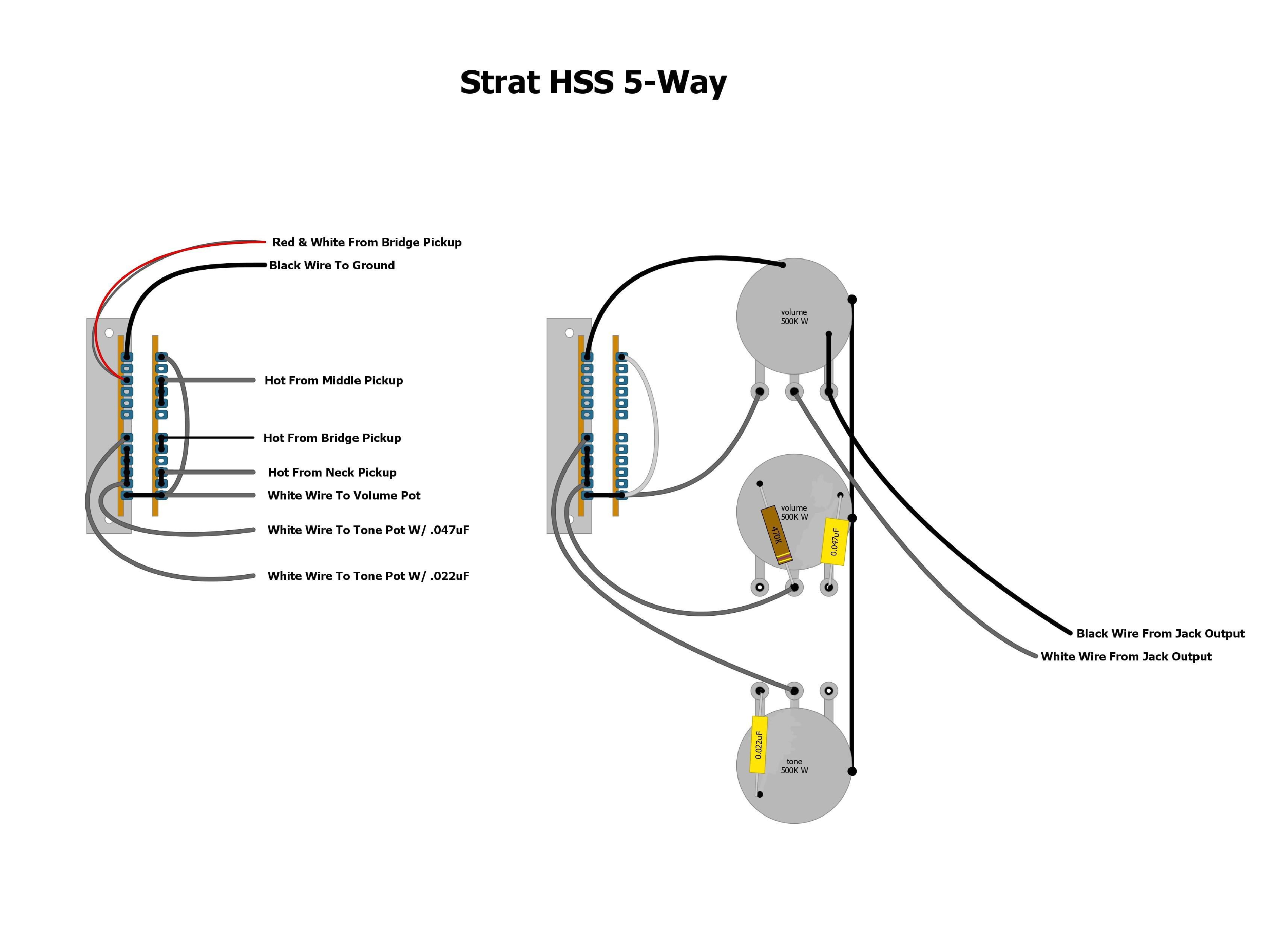 Guitar Wiring Diagrams 1 Pickup Free Download Guitar Wiring Diagrams 3 Wiring Diagram Show