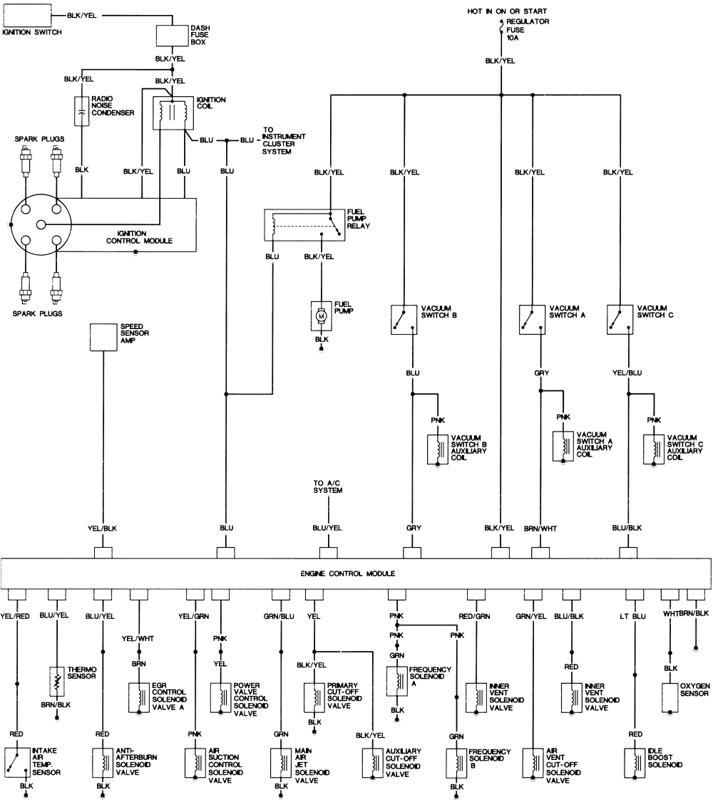 h22a4 wiring harness diagram new 98 prelude engine wiring diagram schematics wiring diagrams
