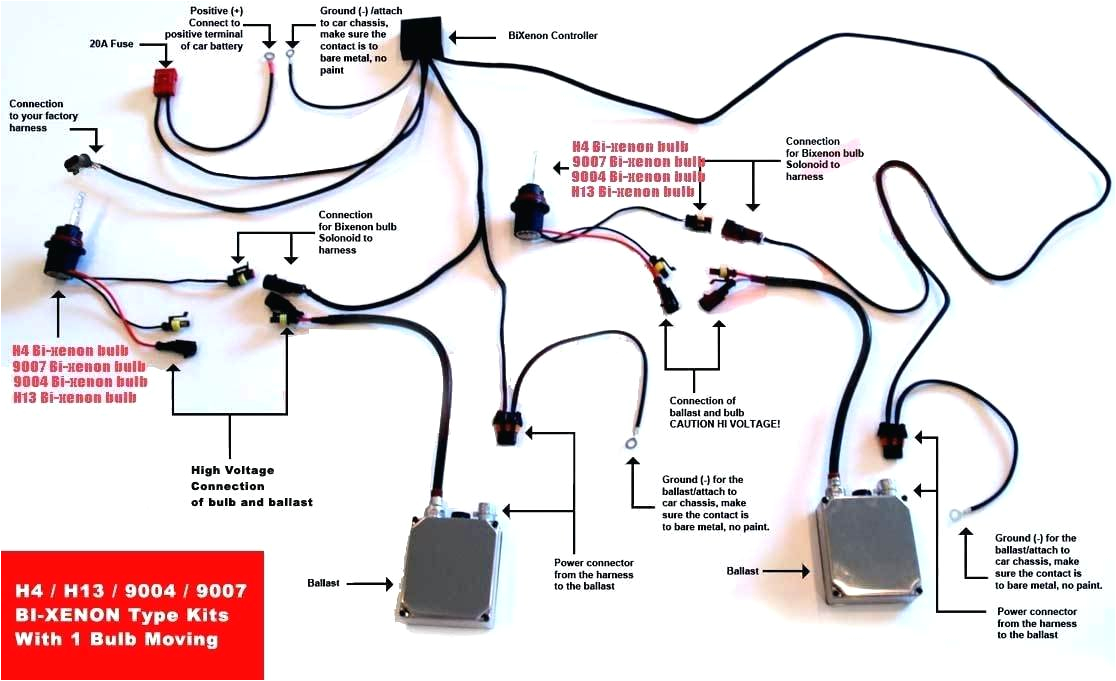 hid wiring diagram wiring diagram split hid wiring diagram without relay