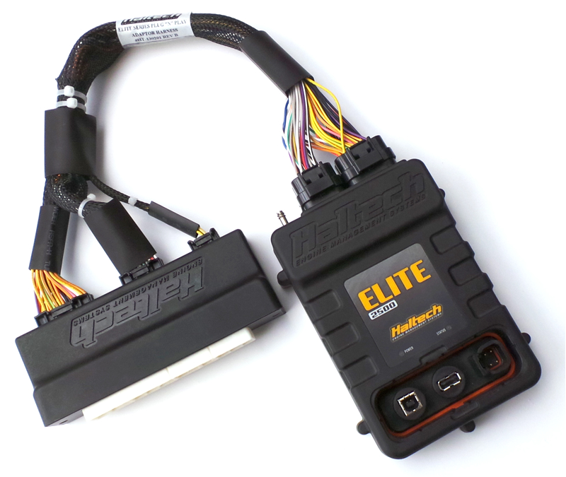 plug n play adaptor harness allows you to use haltech s universal elite ecus by connecting them directly to the factory harness in your car via a