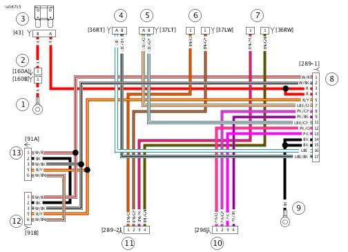 Harley Davidson Boom Audio Wiring Diagram 0 0 Amplifier Installation Kit for Boom Audio Stage Ii