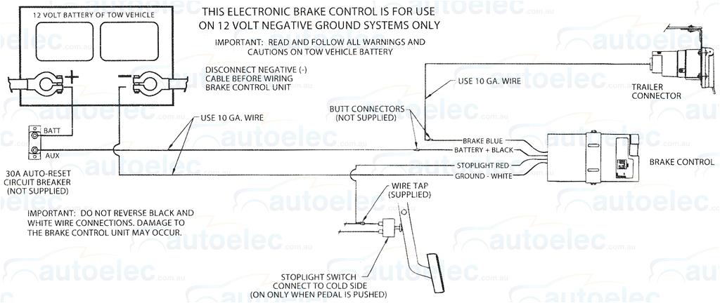Hayman Reese Electric Brake Controller Wiring Diagram Brake Wiring Harness Wds Wiring Diagram Database
