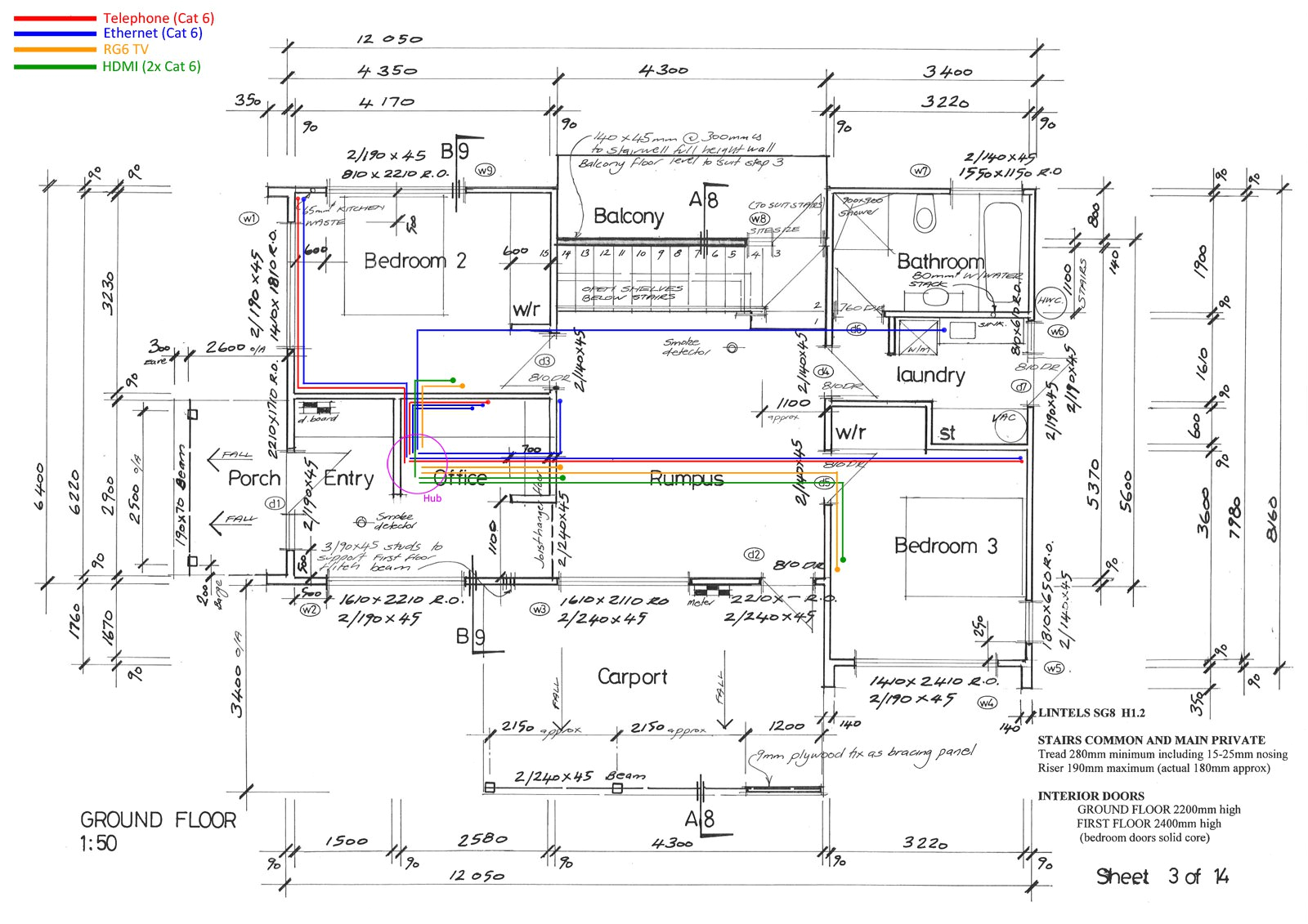 wiring a house with hdmi wiring diagram used wire house with hdmi cable
