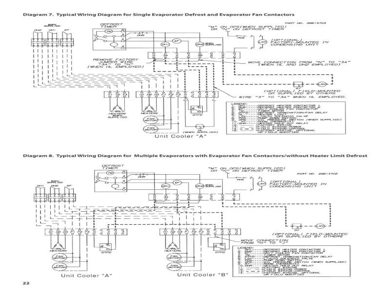 bohn freezer wiring diagrams bohn heatcraft wiring diagram bohnrussell evaporator wiring diagram russell evaporator wiring