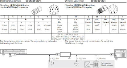 Heidenhain Encoder Wiring Diagram Heidenhain Rod 426 Manual