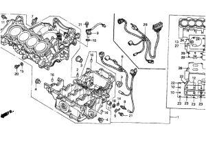 honda cbr parts diagram of honda cbr600f2 supersport 1993 p usa wirehonda cbr parts diagram of