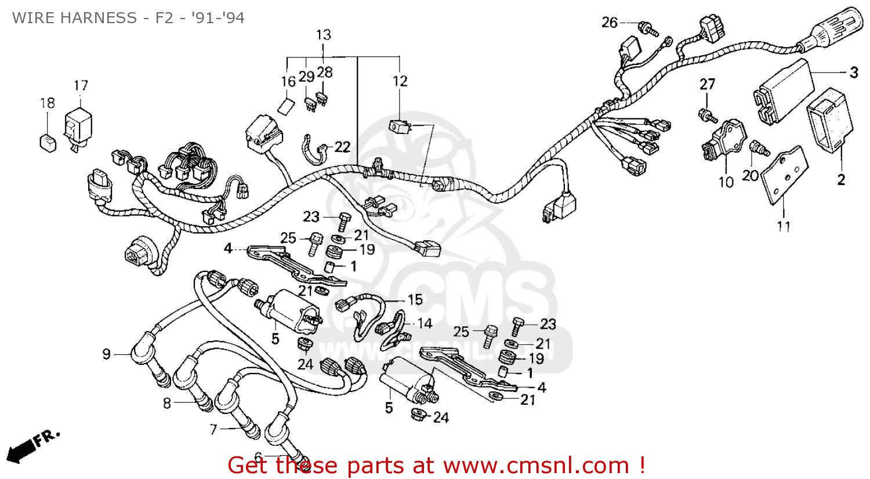 91 cbr 1000 wiring diagram custom cbr 1000 wiring diagram