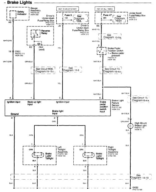 wiring diagram honda pilot wiring diagrams 2009 pilot wiring diagram
