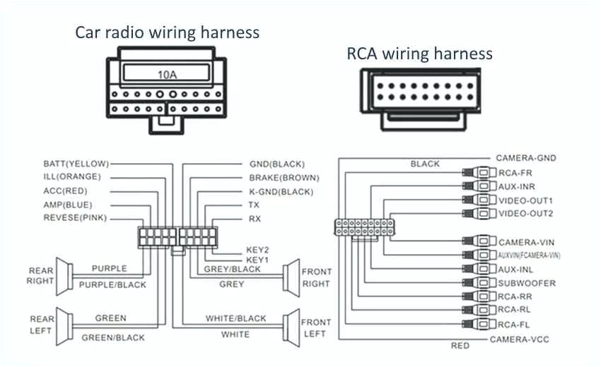 Honda Radio Wiring Harness Diagram Pioneer Car Stereo Wiring Harness for Chevy Wiring Diagrams
