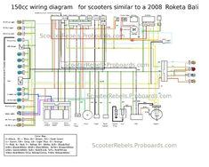 Honda Ruckus Ignition Wiring Diagram Gy6 Scooter Wiring Diagram Wiring Diagram Sheet