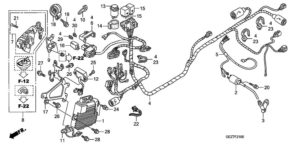 honda ruckus wiring diagram wiring diagram name