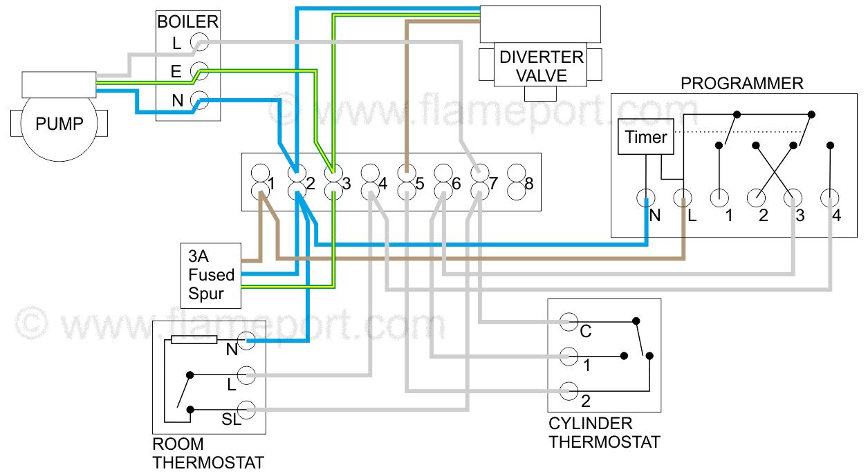 w plan wiring diagram png