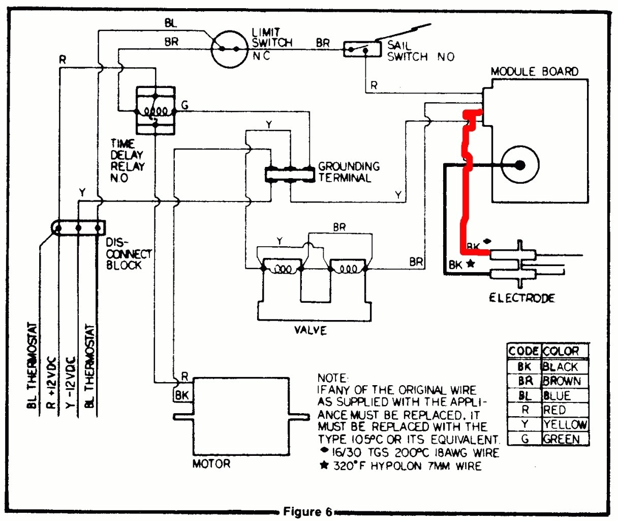 atwood water heater wiring diagram travel trailer furnace fresh best mix atwood water heater wiring diagram