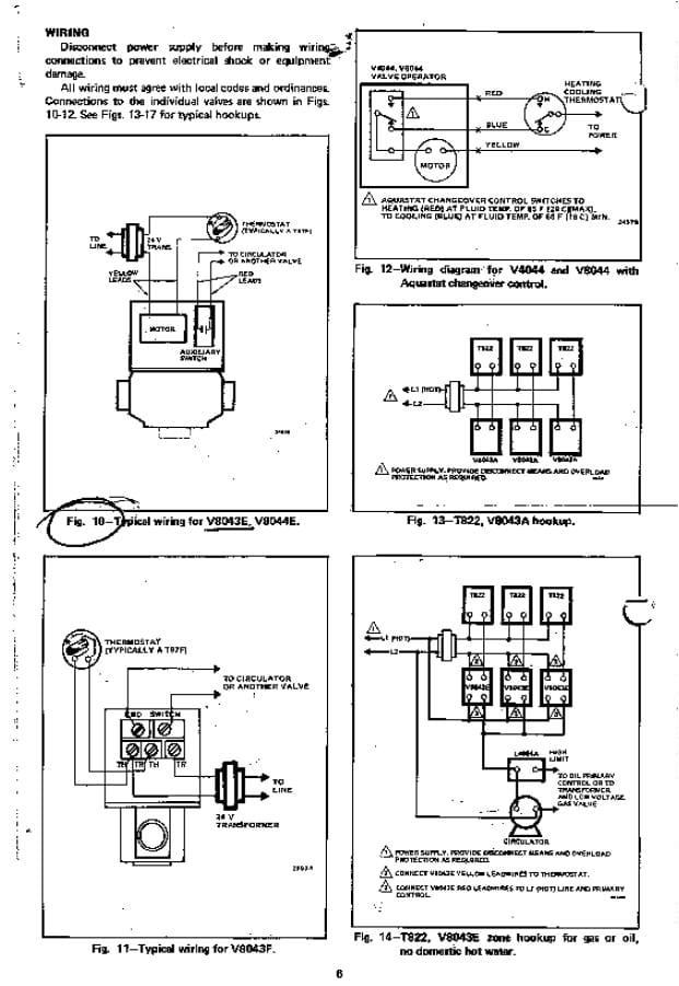 honeywell op 40 wiring schematic wiring diagram user