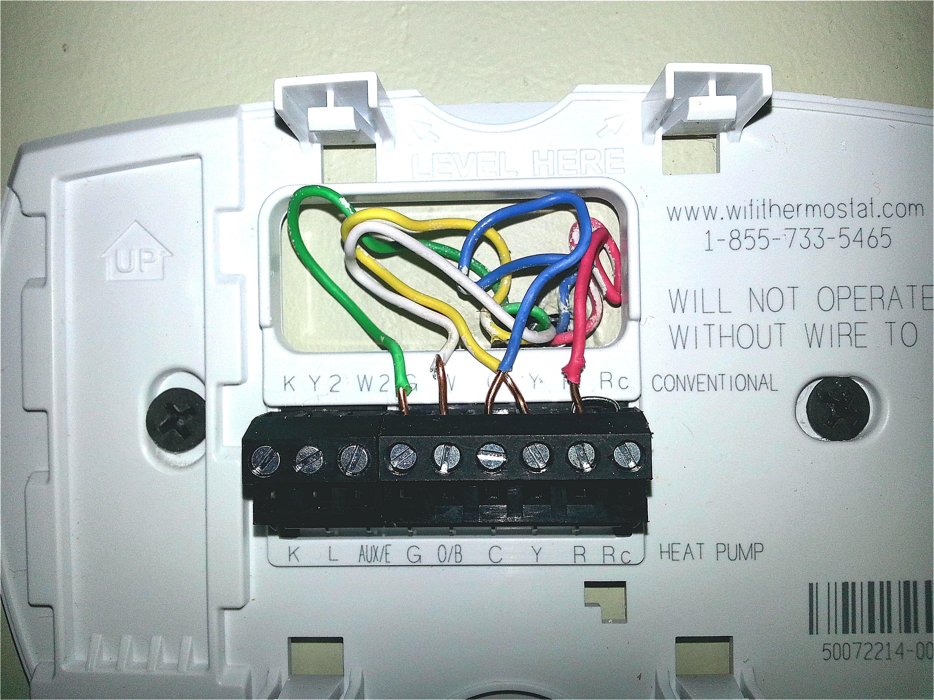 Honeywell Lyric T5 thermostat Wiring Diagram Honeywell Programmable thermostat Likewise Honeywell thermostat