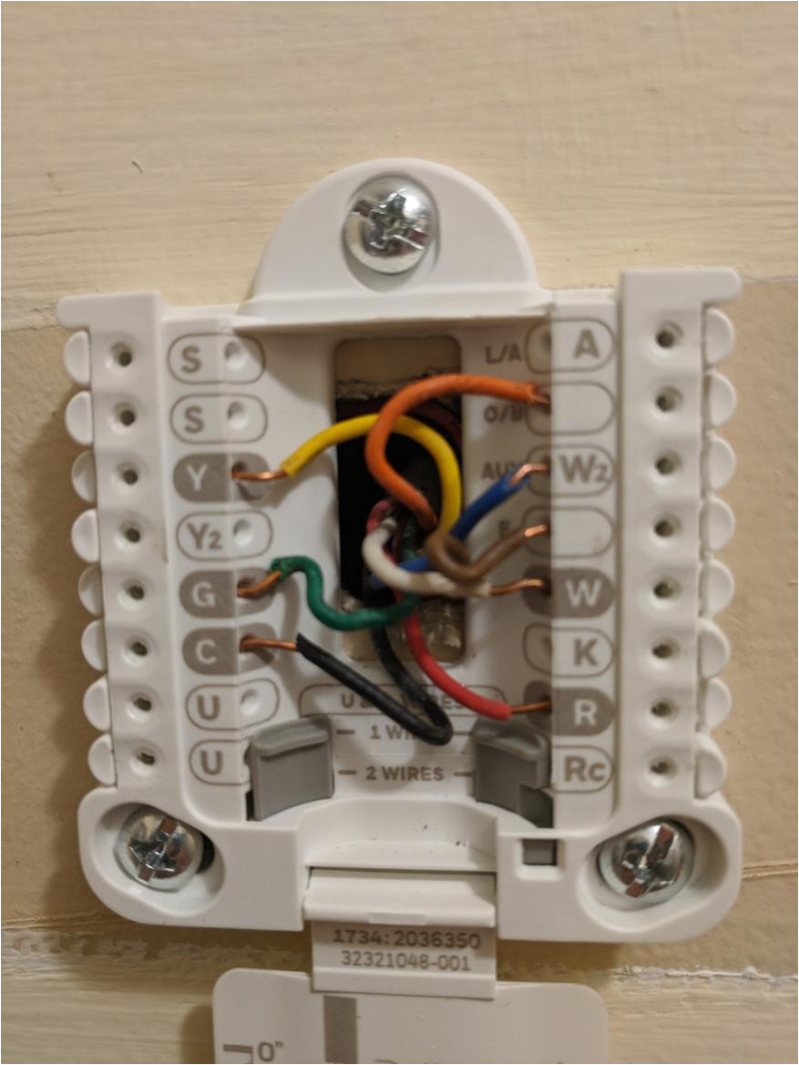 honeywell t5 thermostat wiring diagram wiring diagram posttrouble with lyric t5 installation doityourself com community forums honeywell lyric t5 wi fi