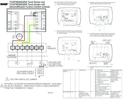 wiring diagram thermostat nice thumb type simple post for honeywell