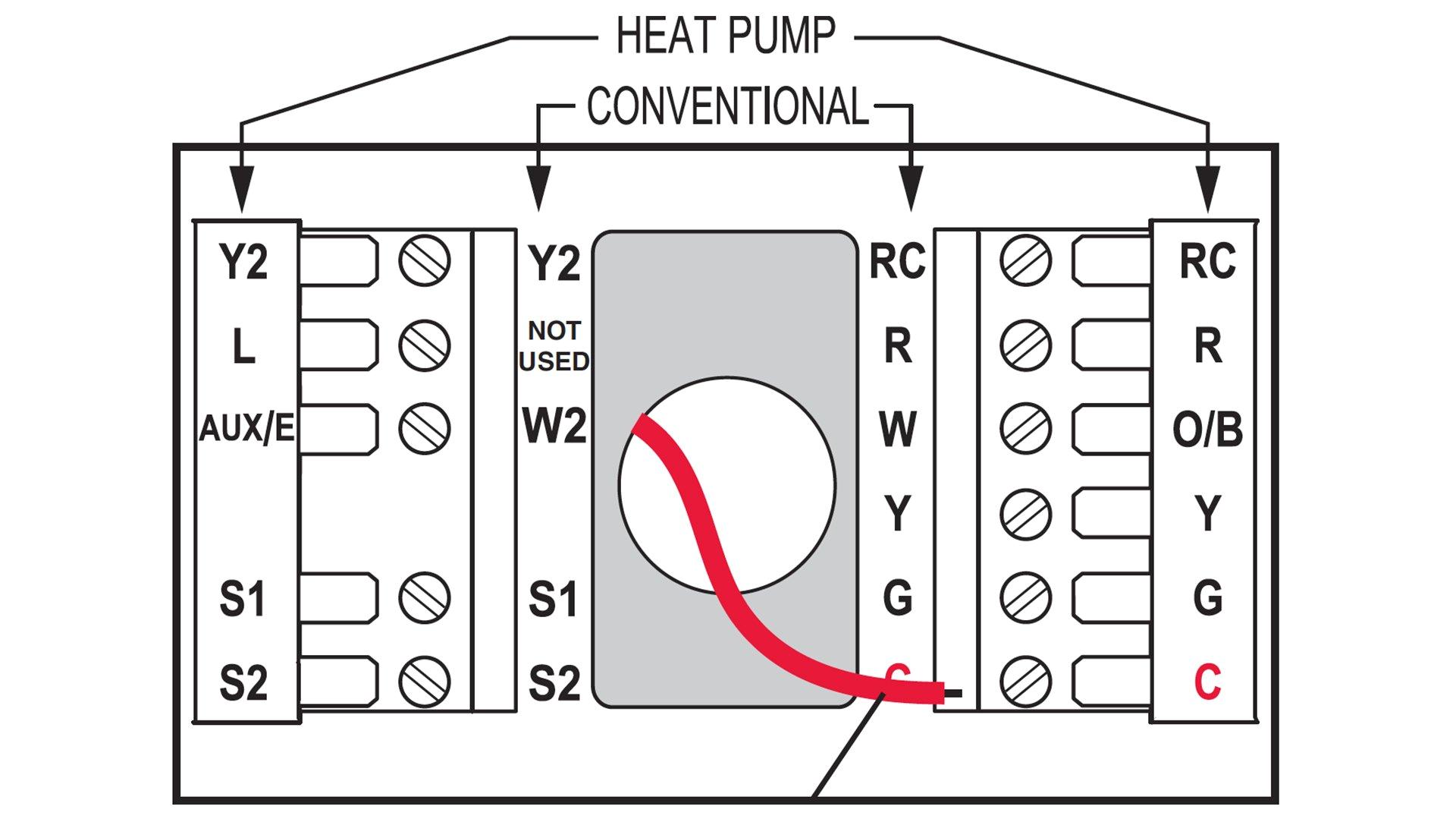 wiring diagram for honeywell thermostats elegant rth221b