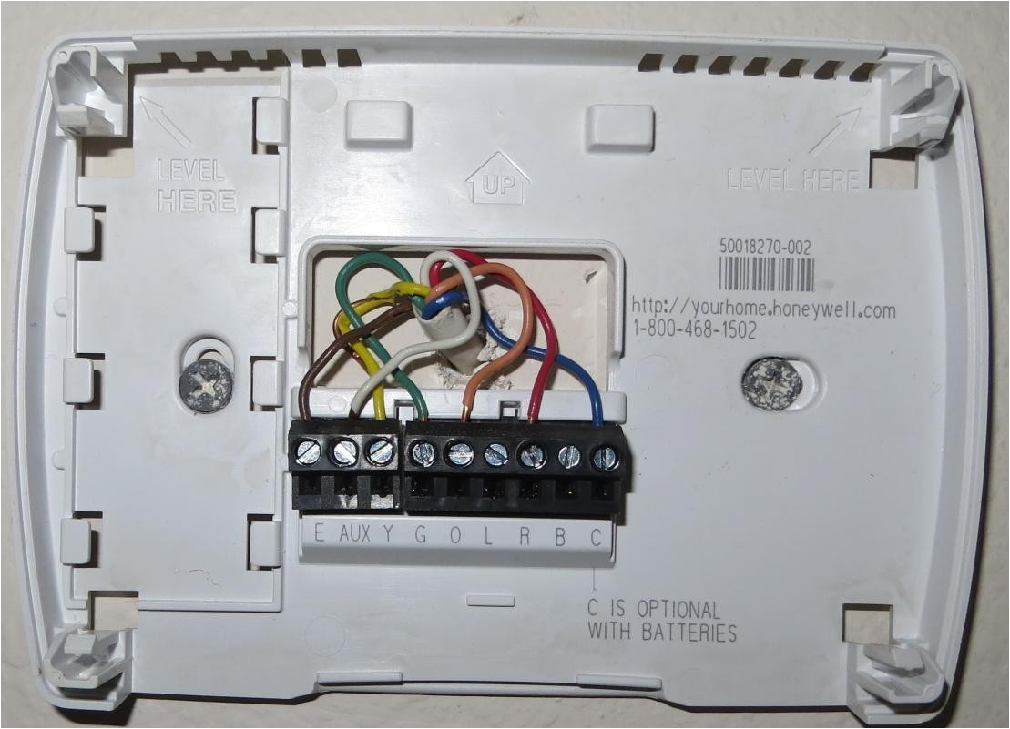 honeywell thermostat th5220d1003 wiring diagram electrical 7351 honeywell programmable thermostat wiring diagram
