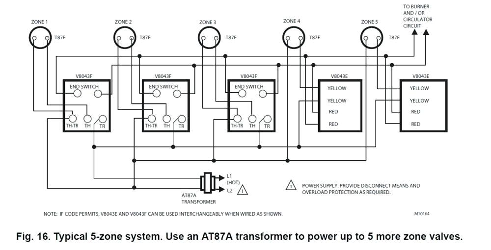 4 wire zone valve diagram wiring diagrams favorites 4 wire zone valve diagram