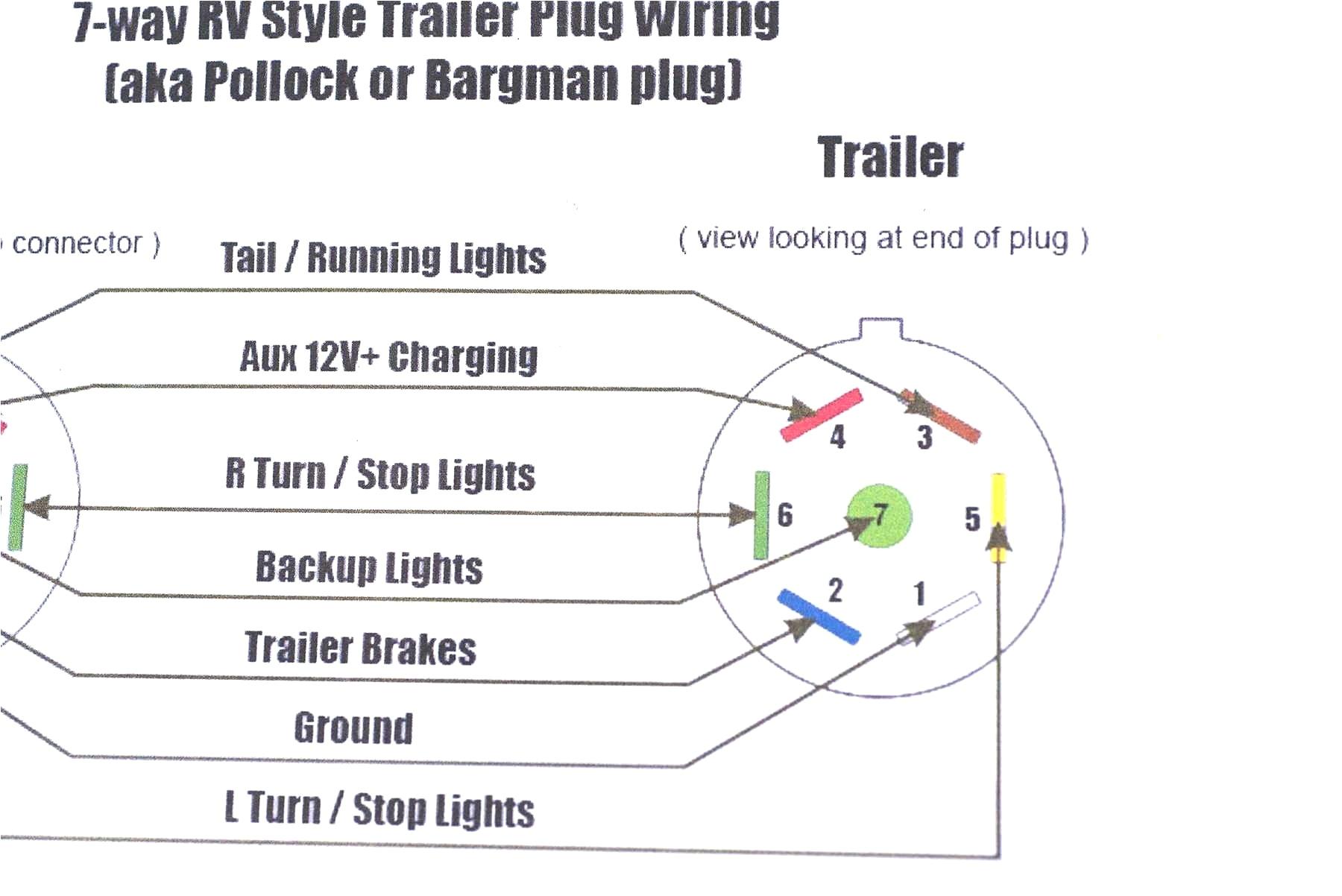 6 wire trailer diagram wiring diagram datasource hopkins