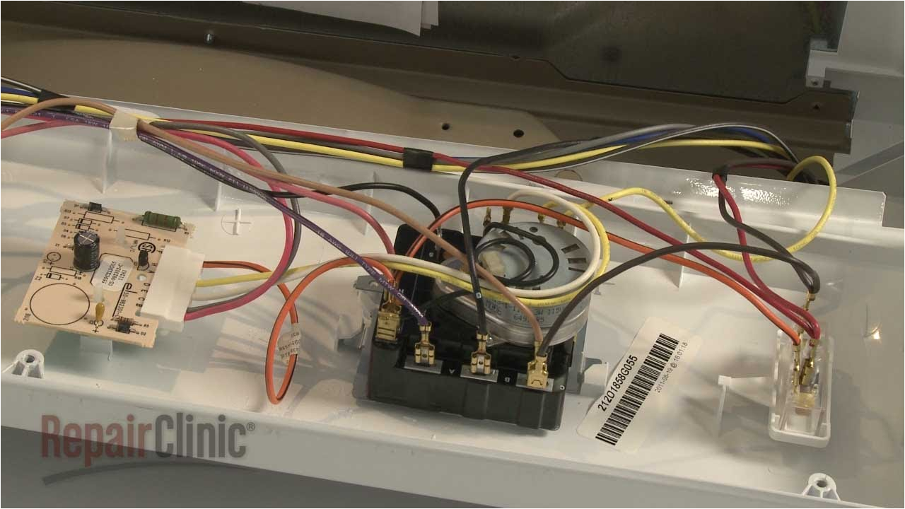ge dryer timer replacement we4m365 youtube ge dryer wiring diagram