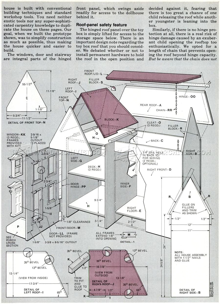 complete house plans free elegant dollhouse building castle mascord 1250 0d of wiring diagram for dolls jpg
