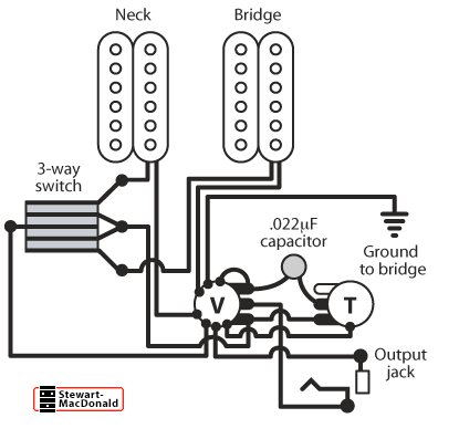 How to Wire A 3 Way Switch Diagram 3 Way Switch Wiring Telecaster Diagram Stewmac Wiring Diagram Sheet