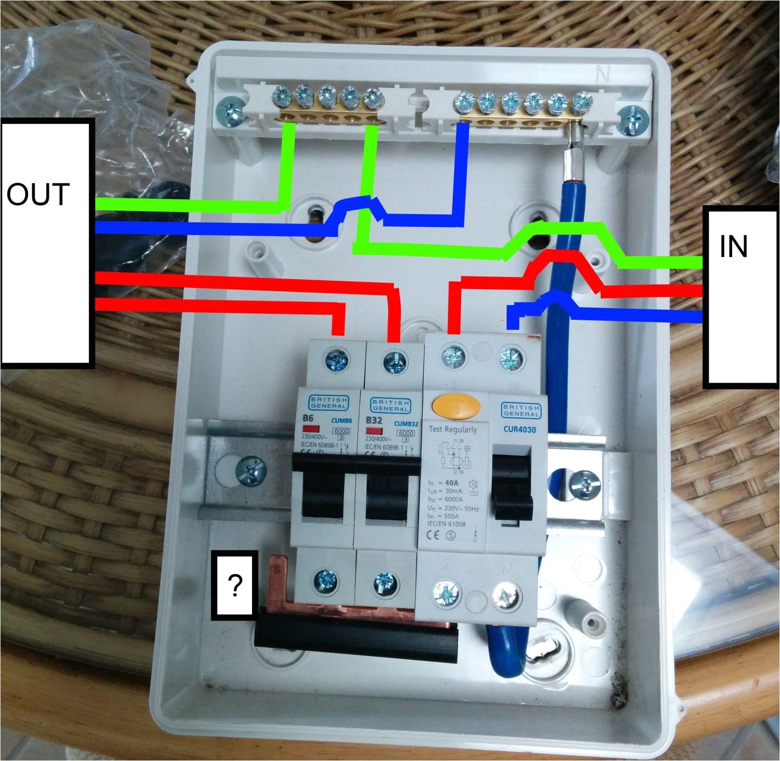 wiring diagram for a garage consumer unit wiring diagrams konsult lap garage unit wiring diagram
