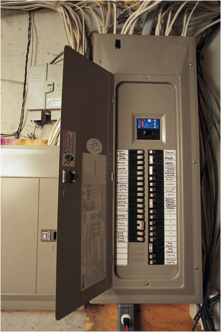 How to Wire A Garage Sub Panel Diagram Sub Panels Put Power In Convenient Place