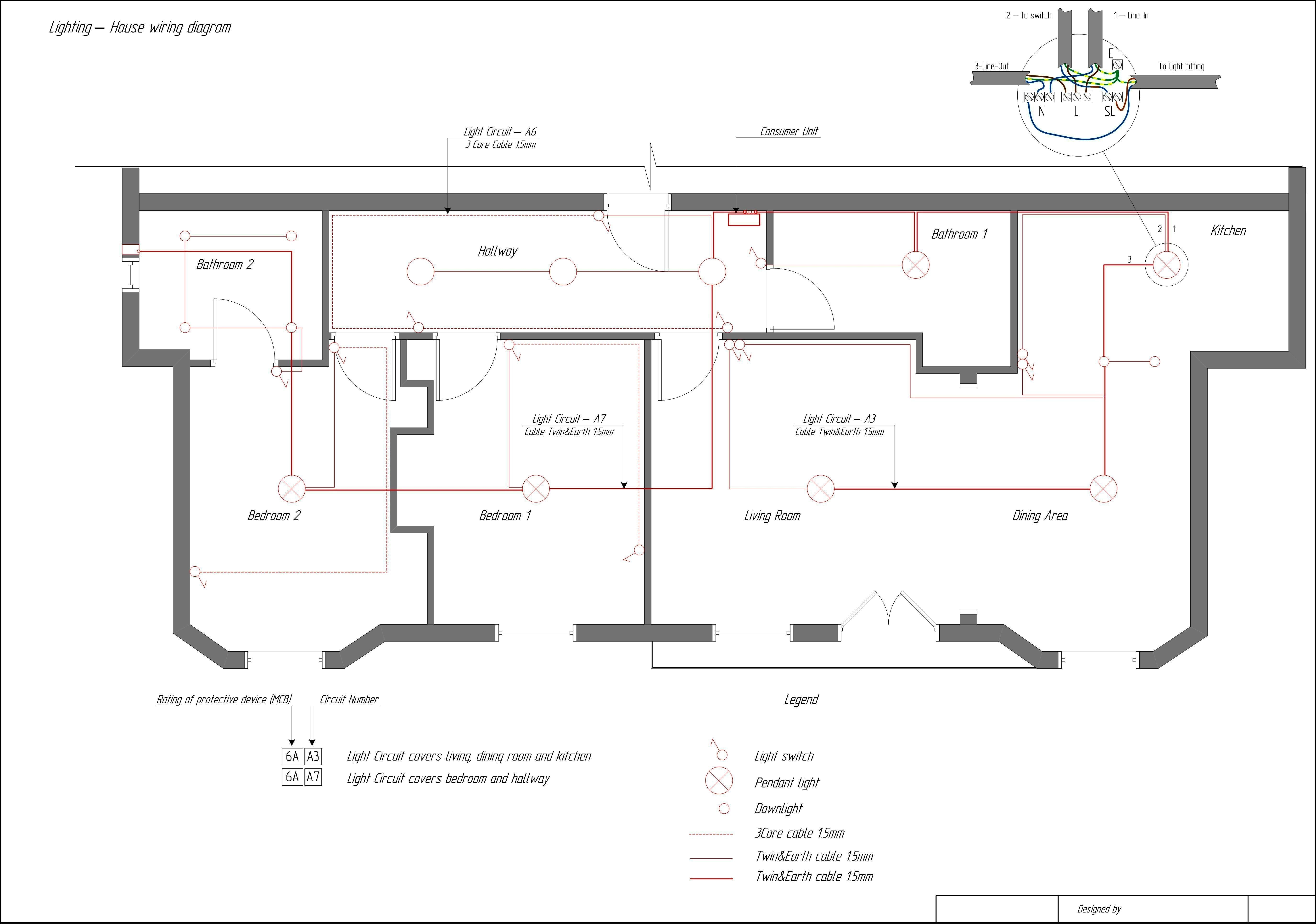 How to Wire A House for Electricity Diagram House Wiring Diagram Canada Schema Diagram Database
