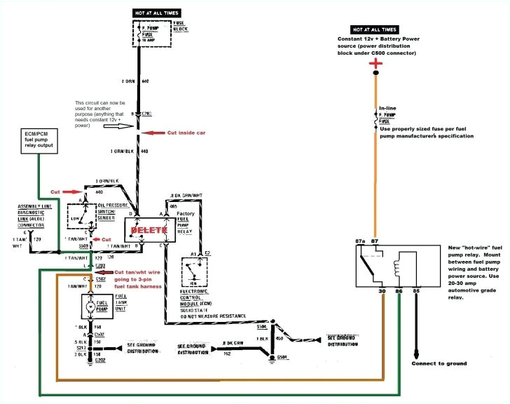 12v 5 pin relay wiring diagram new a type od part v