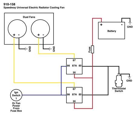 electric radiator fan wiring diagram schema wiring diagram citroen cx 2200 radiator fan switch wiring