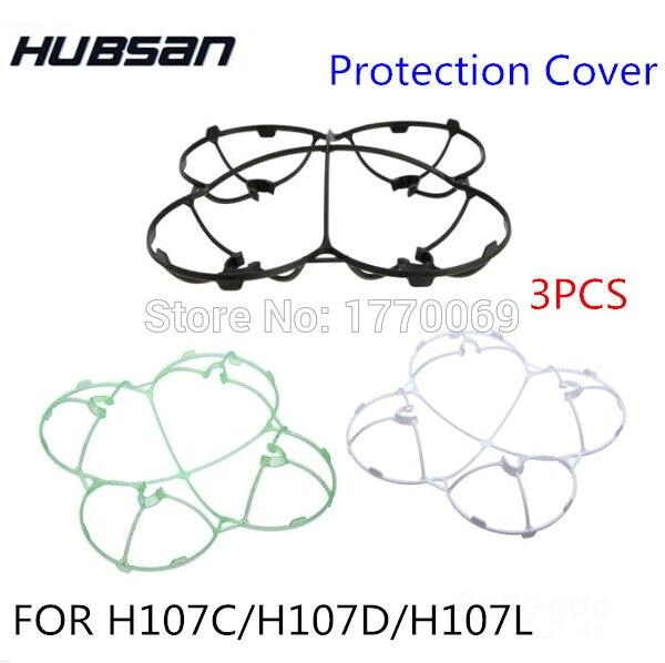 Hubsan X4 H107c Wiring Diagram Hubsan X4 H107c H107l Protection Cover 3pcs Lots Hubsan Parts Blades