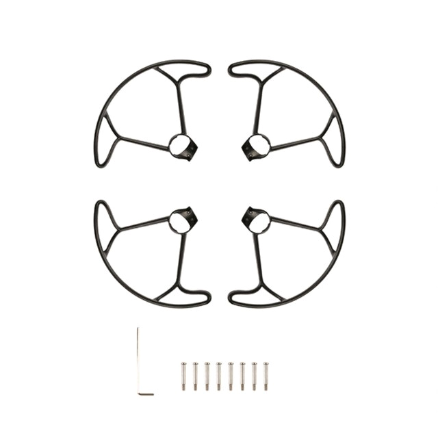 original hubsan x4 pro h109s fpv rc drone quadcopter spare parts blade guard protection cover h109s 48 for hubsan h109s x4 pro