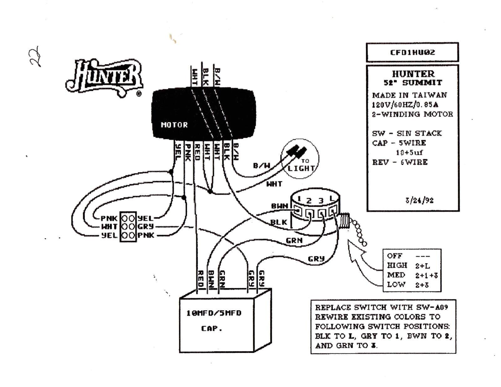 hunter 44360 wiring diagram lovely wiring diagram additionally hunter thermostat wiring diagram wire
