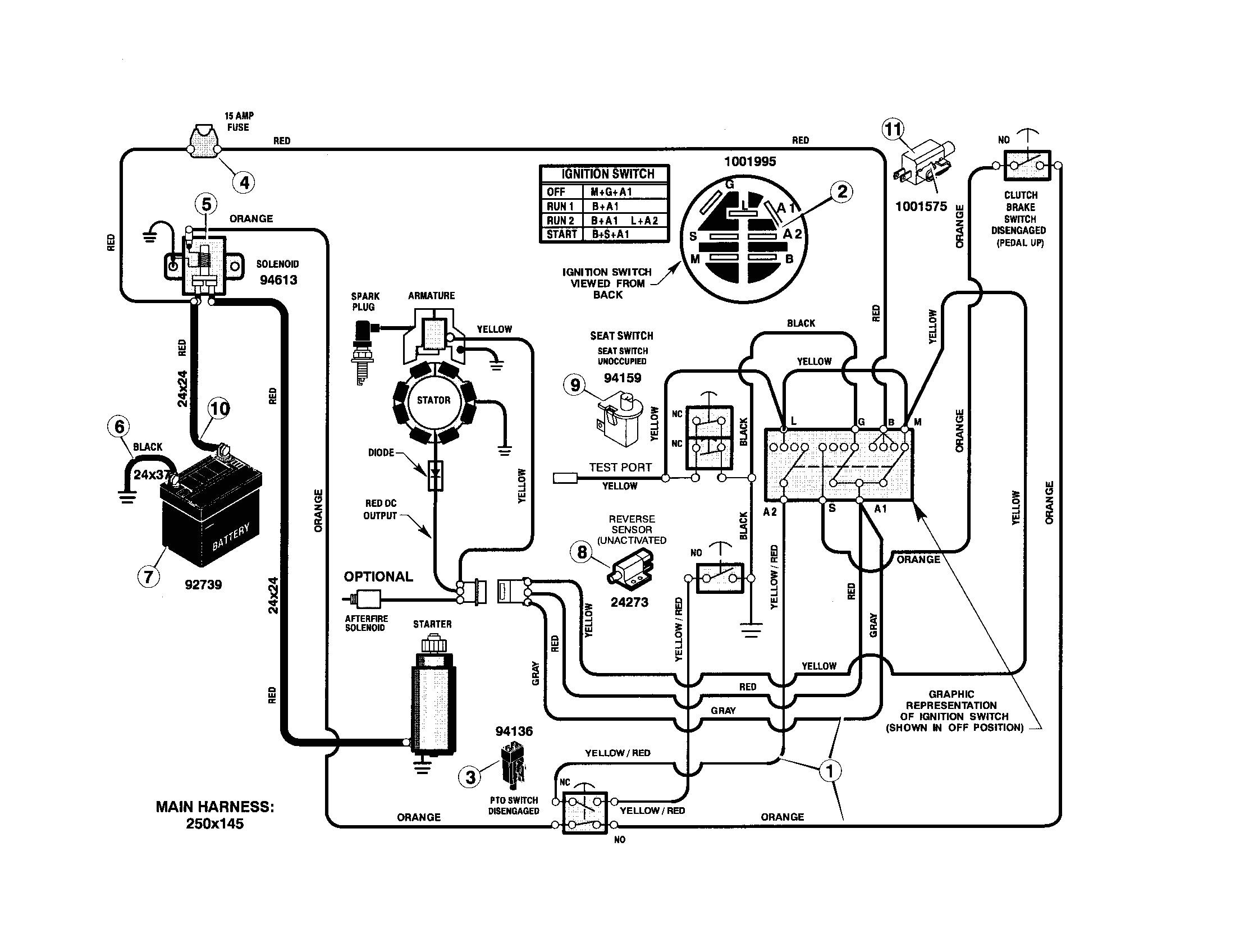 mtd huskee 20 hp wire diagram wiring diagram show huskee lt 4200 wiring diagram