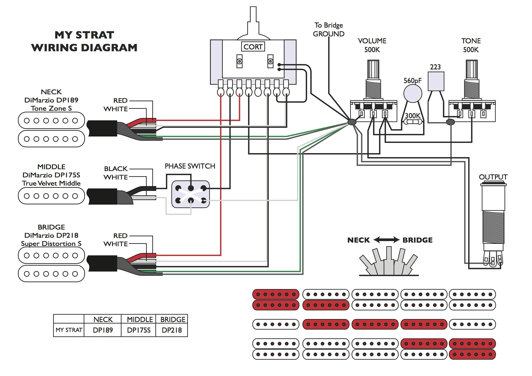 dimarzio wiring diagrams for free download rg prestige schemarg wiring diagram wiring diagrams yeszz dimarzio wiring