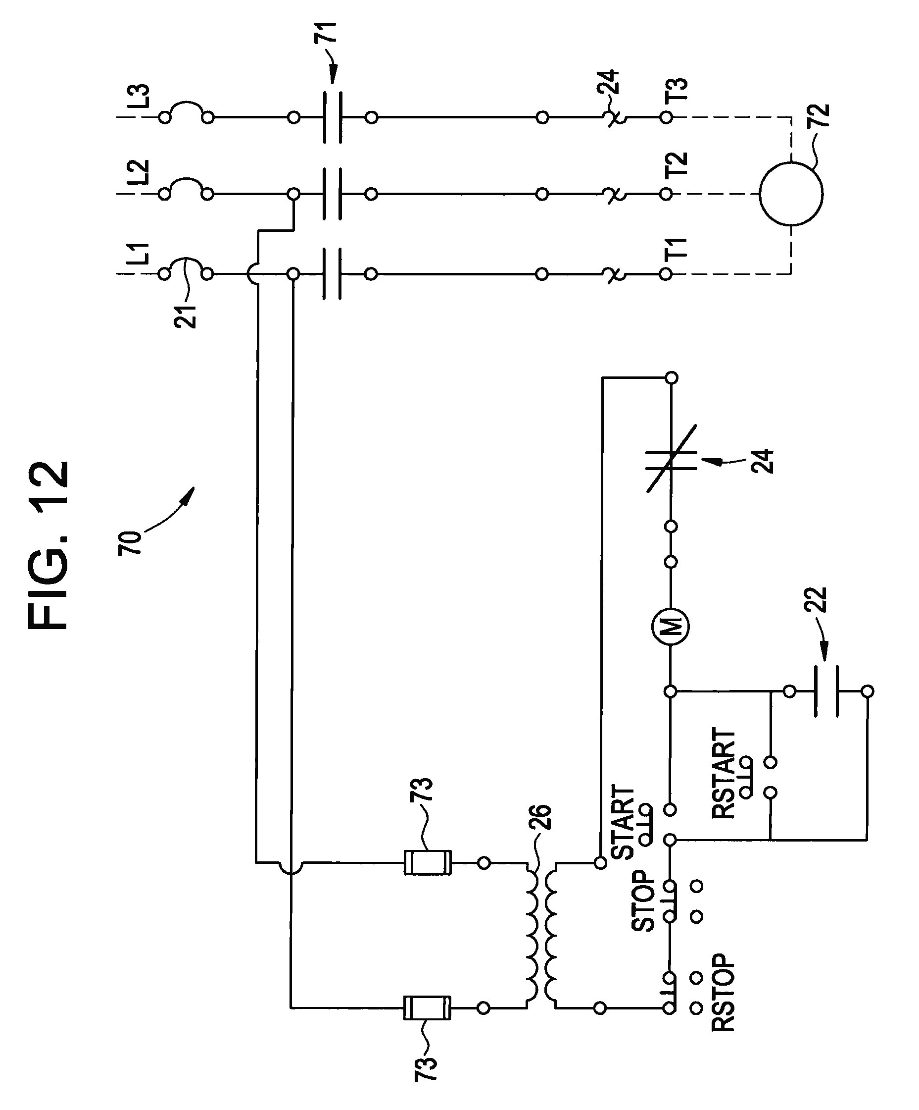 iec 60947 3 wiring diagram fresh 3 phase motor starter wiring diagram unique dol starter wiring