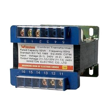 winston bk 50 50va industrial electrical power control transformer