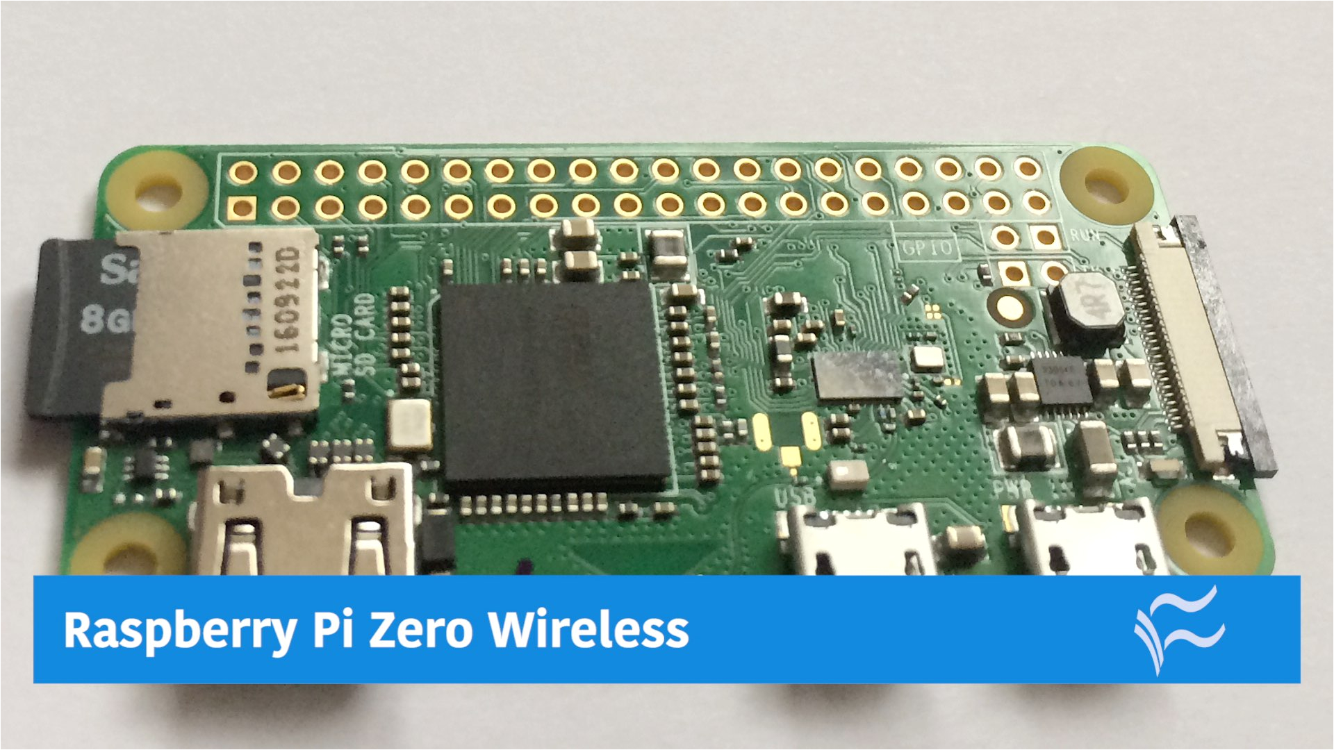 raspberry pi zero w hands on with the 10 board